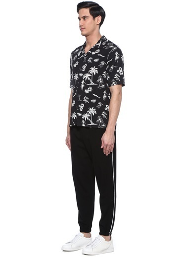 McQ Alexander McQueen Gömlek Siyah